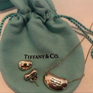 Tiffany & Co. Jewelry - Tiffany & Co. Elsa Peretti pendant and earrings